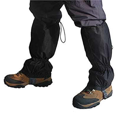 Waterproof Leg Gaiters Boot Shoe Cover Legging 16""