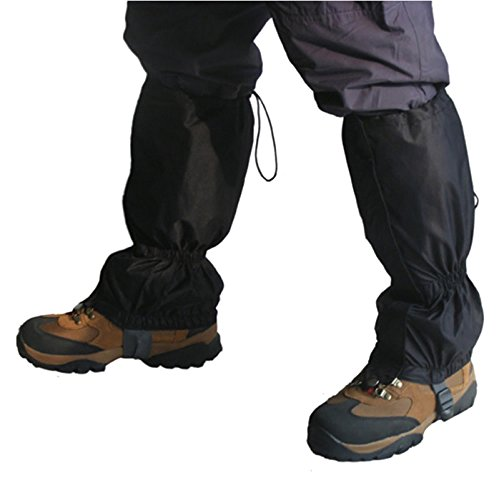 Waterproof Leg Gaiters Boot Shoe Cover Legging 16'' by Jenoco