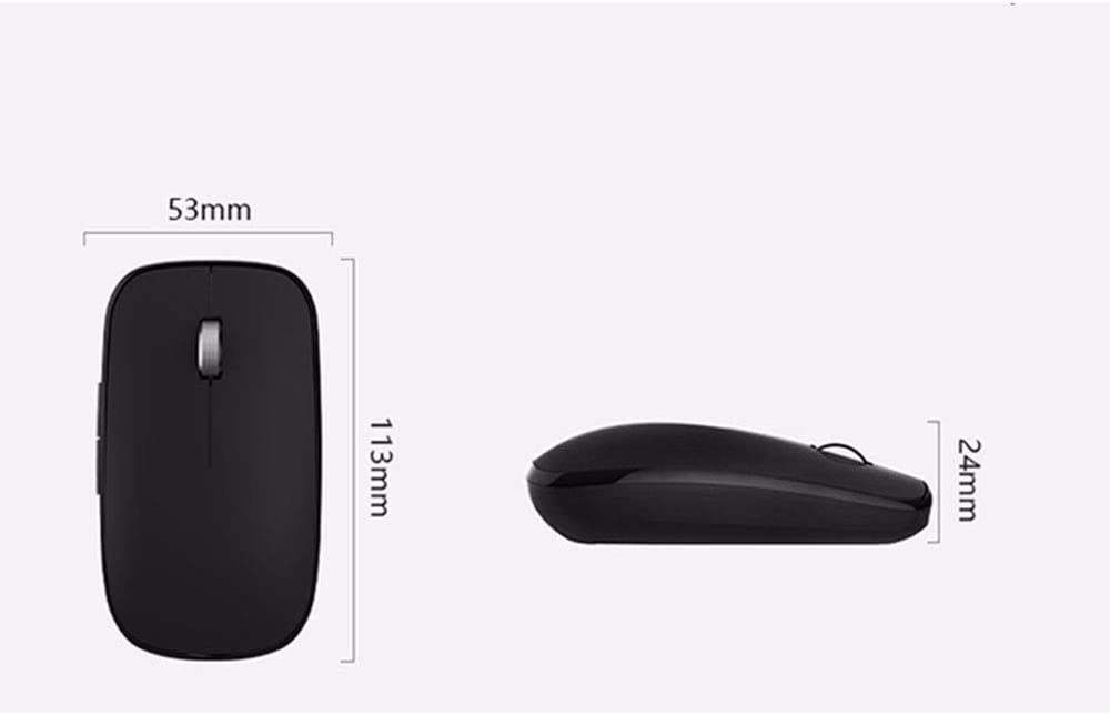 DHINGM Smart Voice Wireless Mouse Notebook Mouse MAC Computer Slide Charge Mouse Bluetooth Mouse Translation Voice Mouse