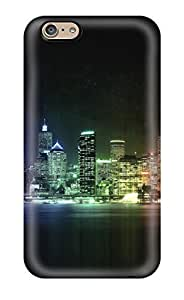 Hot City Of Lights First Grade Hard shell Phone For LG G3 Case Cover