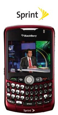 BlackBerry Curve 8330 CDMA (Sprint) ()