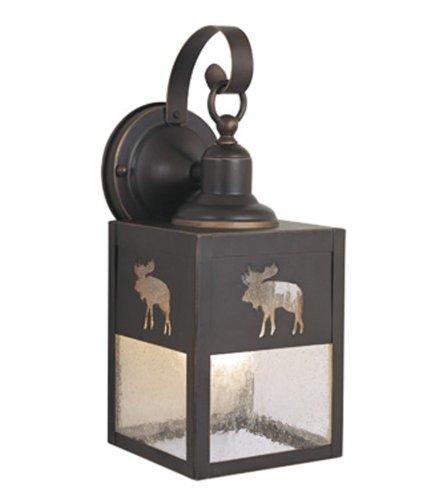 Cheap Vaxcel One Light Outdoor Wall Light OW24963BBZ One Light Outdoor Wall Light
