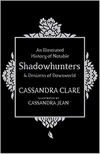 Image result for an illustrated history of shadowhunters