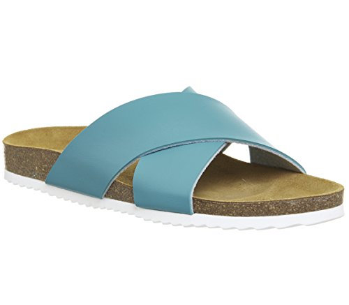 Office Hoxton 2 Sandals Bright Turquoise 8MECAfVJ