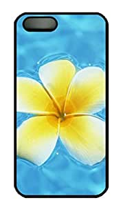 Hawaiian Yellow Flowers - Case For Sam Sung Note 2 Cover Funny Lovely Best Cool Customize PC Case For Sam Sung Note 2 Cover Black