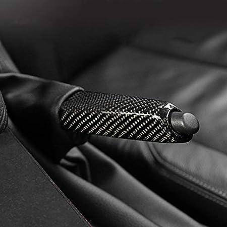 Hdcf Accesorios De Freno De Mano De Fibra De Carbono Del Freno De Mano Cubierta Interior Para E46 E90 E92 E60 E39 F30 F34 F10 F20 Accesorios De Piezas De Automóviles Amazon Es