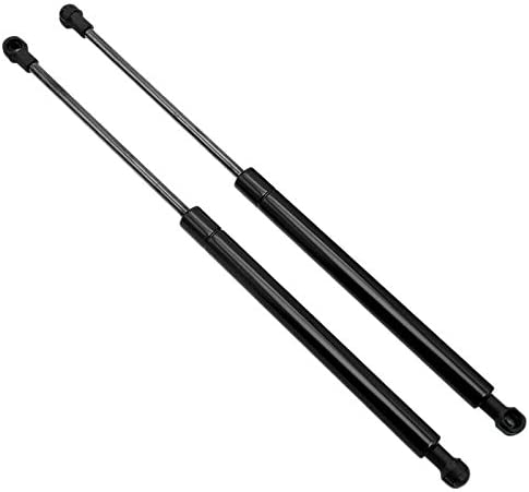 2ST Fronthaube Liftgasfeder Struts 51237060550 for BMW 3Series E90 E91 E92 E93 M3 2006-2013 (Color : Black)