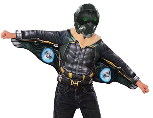 [Boys Vulture Deluxe Costume Top Set] (Vulture Mask)
