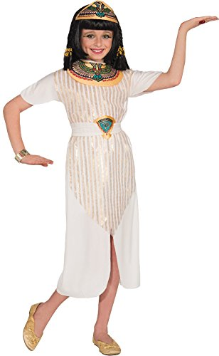 Forum Novelties Queen Cleopatra Costume, Child Large