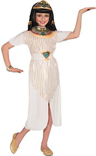 Forum Novelties Queen Cleopatra Costume, Child Large -