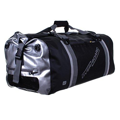Cheap OverBoard Waterproof Pro-Sports Duffel Bag, Black, 90-Liter
