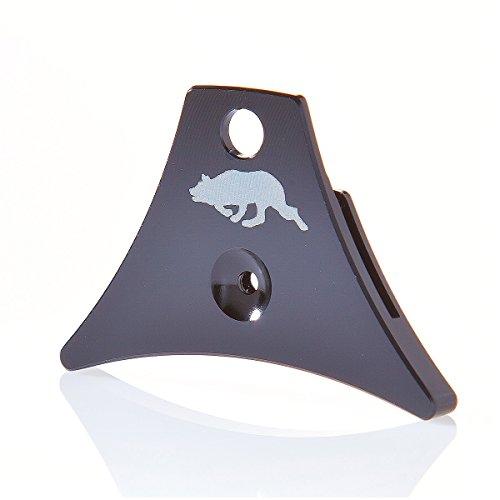 Logan A1 Black Sheepdog Whistle & leather lanyard by Logan Whistles (Image #4)'