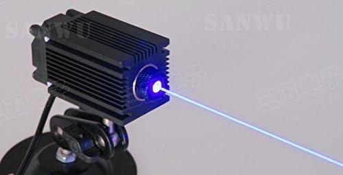 2.5W high Power Laser Module Laser Engraving Machine Module Laser Engraving Module Blu ray 445nm