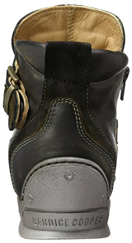 Mehrfarbig Jersey Candice Bootees caramelo mujeres para Cooper fXxqxwnRB6