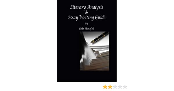 Research Reports For Sale Amazoncom Literary Analysis  Essay Writing Guide  Colin  Shanafelt Books Living A Healthy Lifestyle Essay also Writing Jobs Online Amazoncom Literary Analysis  Essay Writing Guide   Academic Writer Houston Tx