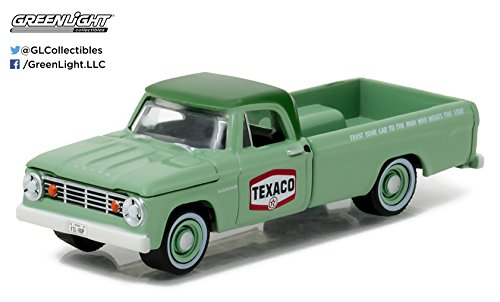 NEW 1:64 GREENLIGHT RUNNING ON EMPTY COLLECTION - GREEN 1...