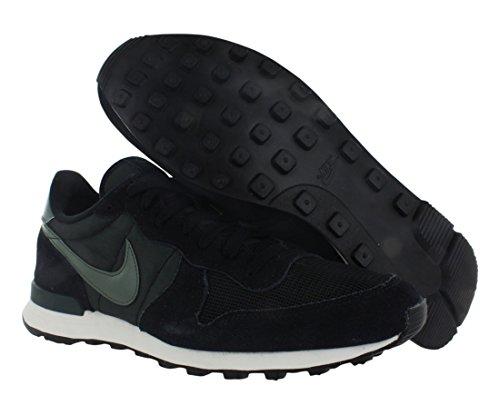 quality design 6a443 c4815 Nike Internationalist - Black   Dark Mica Green-Sail-Anthracite, 8 D ...
