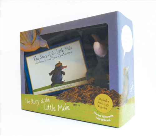 The Story of the Little Mole Boxed Book and Toy Set: Includes Book, Toy & Game