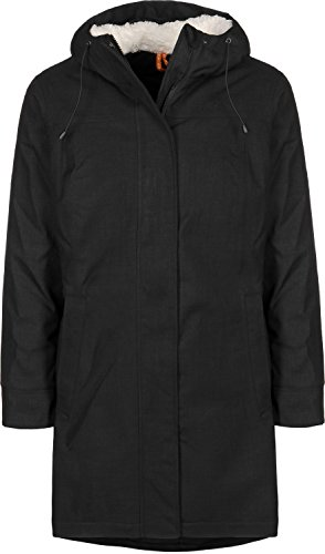 Elkline Apres Ski W Abrigo negro