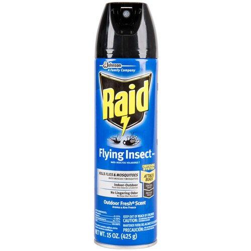 Raid Flying Insect Killer Aerosol