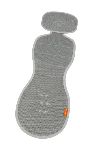 Meeno Baby Cool Mee Car Seat Liner - Quick Silver