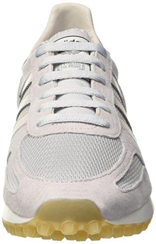 Ginnastica clear Uomo pearl Og La Grigio Da Basse Scarpe Grey Adidas gum Trainer Grey BRXqST