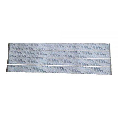 640 Inkjet (RA-640/RE-640Head Data Cable, 4pcs/set--28pin-1pc,29pin-3pcs-1000006702, 1000006703(Pack of 2 sets))