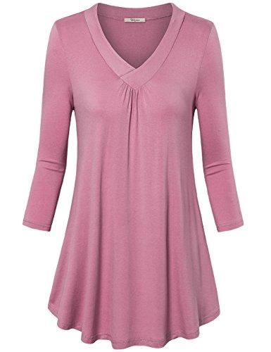 Pink A-Line Top - 8