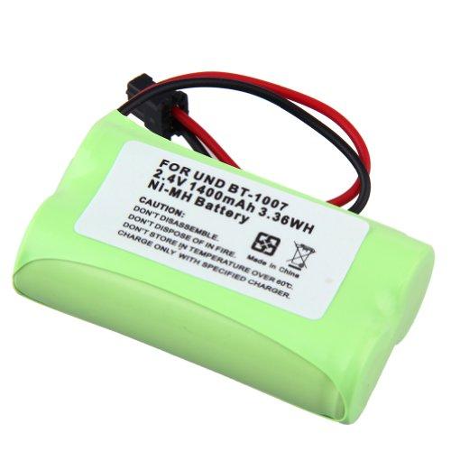 Cbc 206 Cordless Phone Battery - Generic 1 pack BT1007 Compatible with Uniden BT904, BP904, BT1007, BT1015, BBTY0460001, BBTY0510001, BBTY0624001, BBTY0700001 Home Cordless Phone Battery