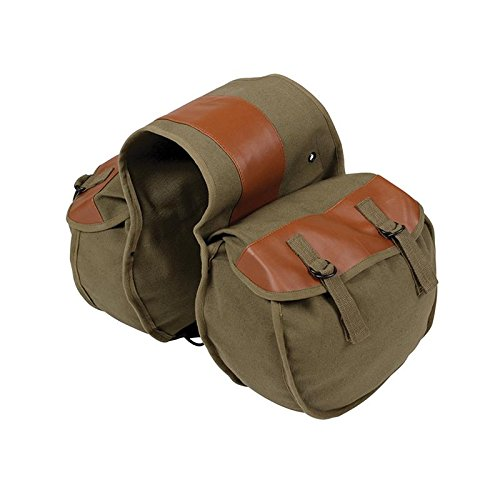 SADDLE BAG - CANVAS, Case of 24 by DollarItemDirect (Image #1)