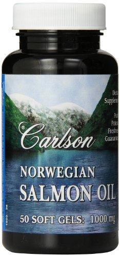 Carlson Laboratories Norwegian Salmon Softgels