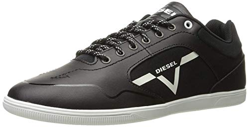 Diesel Men's Happy Hours S-Aarrows Sneaker Black 8.5 M US