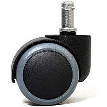 Amazon.com: Rolland Office Chair Caster Wheel for Hardwood ...