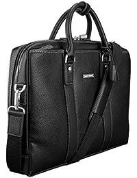 Men's Classic Shoulder Bag, Black