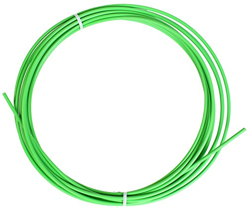 Sunlite SIS Cable Housing, 4mm x 25ft, Green by Sunlite