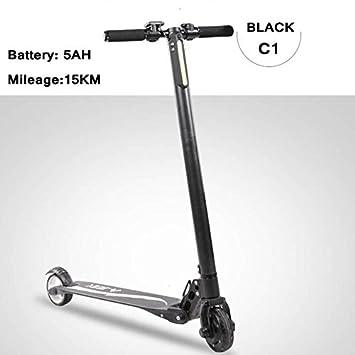 6.3 kg Ultra Light Portable Carbon Fiber Electric Patinete ...
