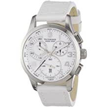Victorinox Swiss Army Women's 241321 Alliance White Mother of Pearl Stainless Steel Watch