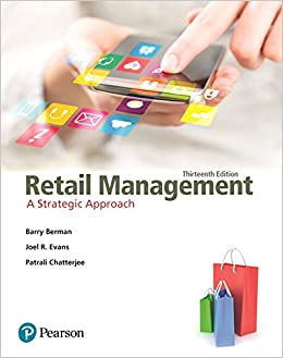 amazon retail management a strategic approach 13th edition