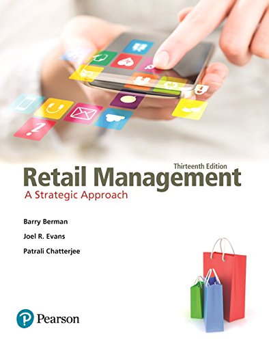 Retail Management: A Strategic Approach (13th Edition)