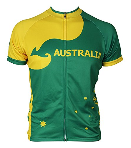 32fe3166b Amazon.com   Hill Killer Australia Retro-style Men s Cycling Jersey ...