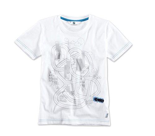 BMW i Kids' interactive T-shirt white - Child 8