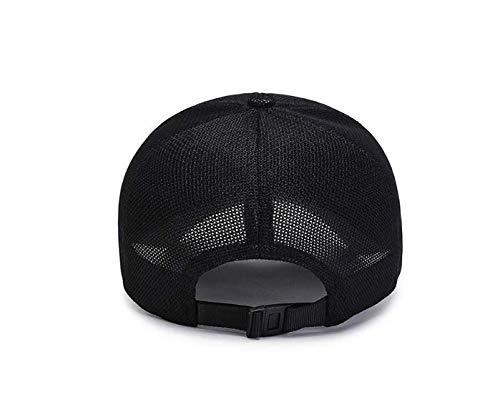 INNOLITES MenS Baseball Cap Outdoor Mesh Caps For Women Visor Quick Drying Sun Hat Summer Casual Breathable Long Brim Sports Trucker Hats