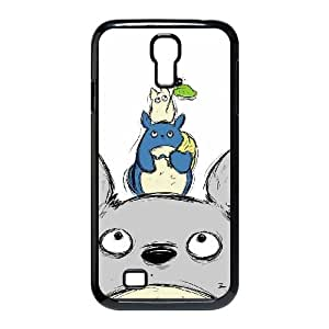 Totoro Samsung Galaxy S4 9500 Cell Phone Case Black Protect your phone BVS_808419