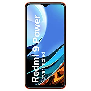 Redmi 9 Power (Blazing Blue, 4GB RAM, 128GB Storage) – 6000mAh Battery |FHD+ Screen| 48MP Quad Camera | Snapdragon 662…