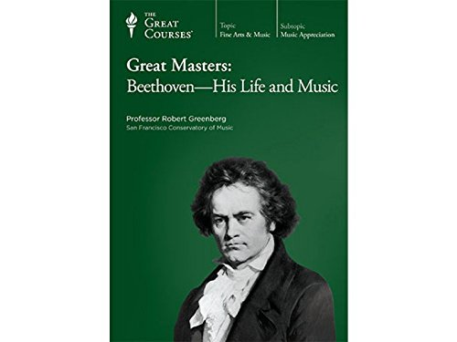 Great Masters: Beethoven - His Life and Music