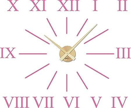Tattoo Reloj de pared con reloj de pared Decoración para Salón ...