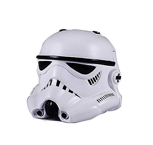 YOURNELO Creative Star Wars Desk Storage Cigarette Ashtray (White) ()