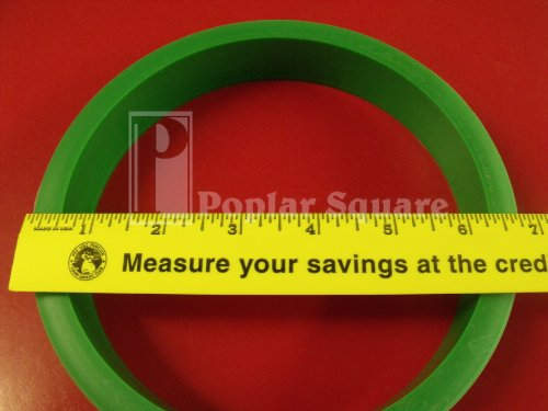 5 Green Finishing Grommet #1044GRN by Bmi (Image #2)