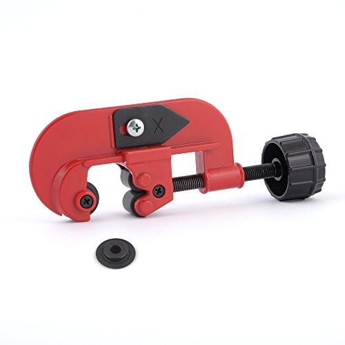 "Approved for Automotive Brand Copper Tubing Cutter with Carbon Steel Replacement Blade ?"" to 1 ?"""