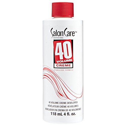 salon care volume creme developer - 8